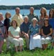 50th Anniversary extended family gathering at High Head, Harpswell.