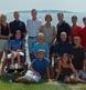 A family gathering at Sebasco Harbor Resort for Grandparents 50th Wedding Anniversary.