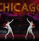 Chicago 2010.  Erin Maguire as Roxie Hart.  Nikki Snelson as Velma Kelly.